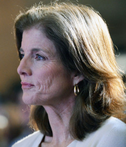 Caroline Kennedy in February 2013. (Getty)